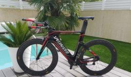Vélo de CLM – Specialized SHIV PRO – Taille 56