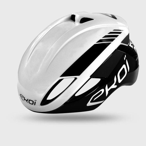 casque-ekoi-ar14-noir-blanc